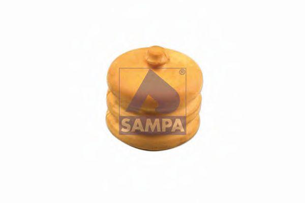 Буфер, рессорная пластина SAMPA 020.233
