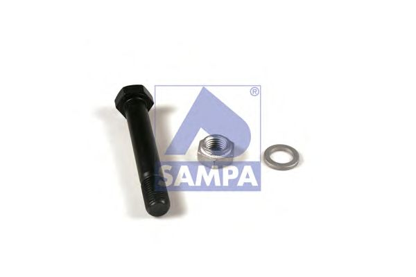 Ремкомплект, палец ушка рессоры SAMPA 070.598
