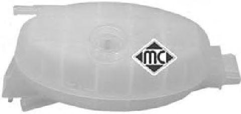 Бачок, радиатор Metalcaucho 03664