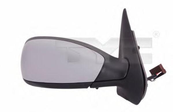 Зеркало заднего вида TYC 326-0036