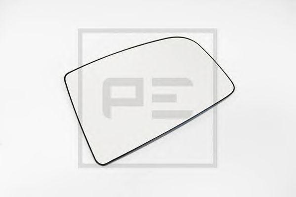 Стекло зеркала заднего вида PE Automotive 018.020-00A