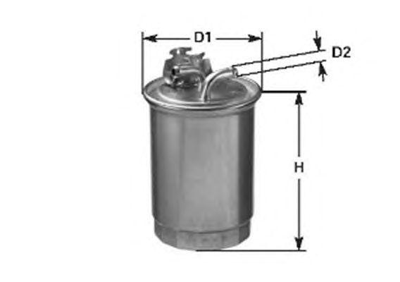 Топливный фильтр MAGNETI MARELLI 153071760106