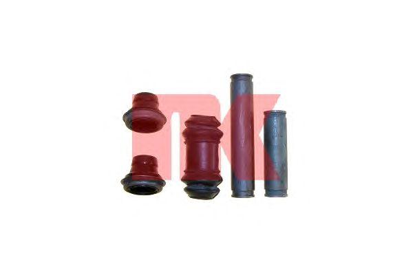 Направляющая гильза, корпус скобы тормоза NK 8933004