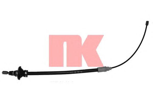 Трос ручника NK 9036113