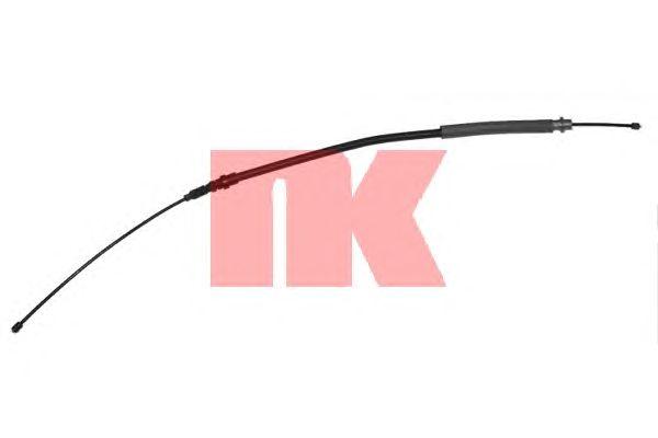 Трос ручника NK 903786