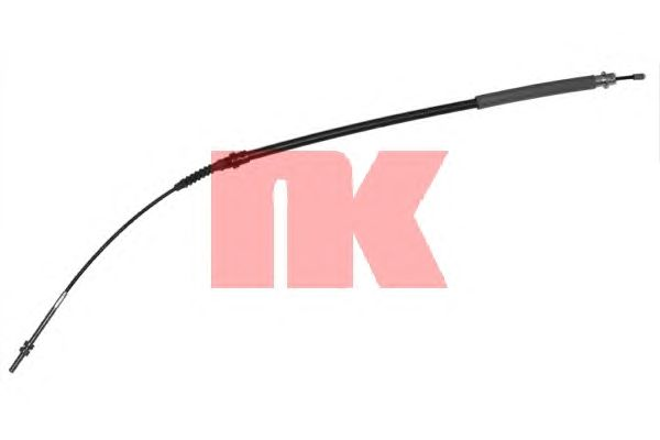 Трос ручника NK 903787