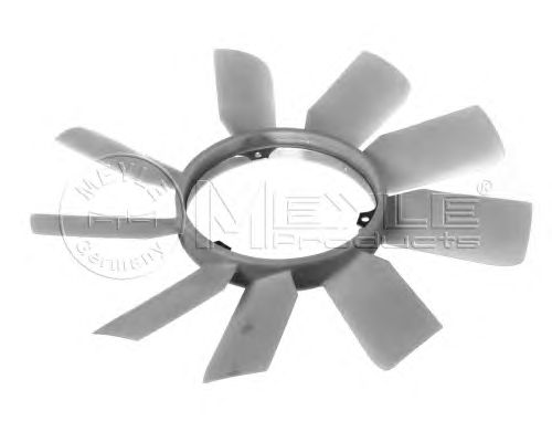 Крыльчатка вентилятора охлаждения MEYLE 014 020 0019