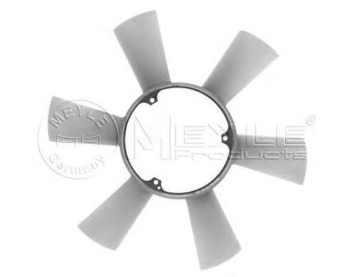 Крыльчатка вентилятора охлаждения MEYLE 014 232 0000