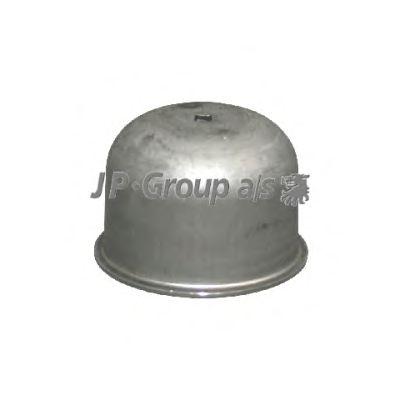 Предохранительная крышка, ступица колеса JP GROUP 8142000276