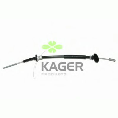 Трос сцепления KAGER 19-2066