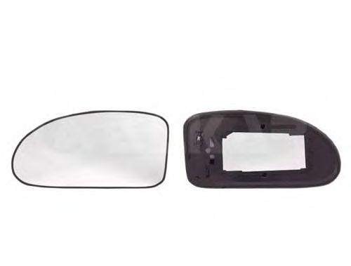 Стекло зеркала заднего вида ALKAR 6402399