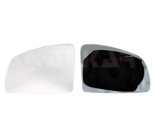 Стекло зеркала заднего вида ALKAR 6402752
