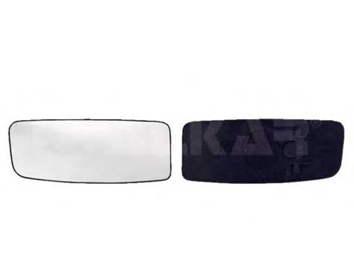 Стекло зеркала заднего вида ALKAR 6411994