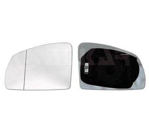 Стекло зеркала заднего вида ALKAR 6432752