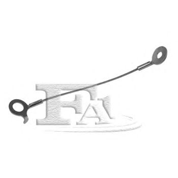 Кронштейн выпускной системы FA1 775-910