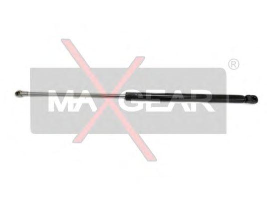 Газовый упор крышки багажника MAXGEAR 12-0051