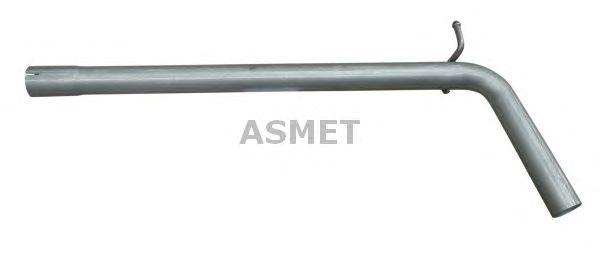 Труба выхлопного газа ASMET 21.033