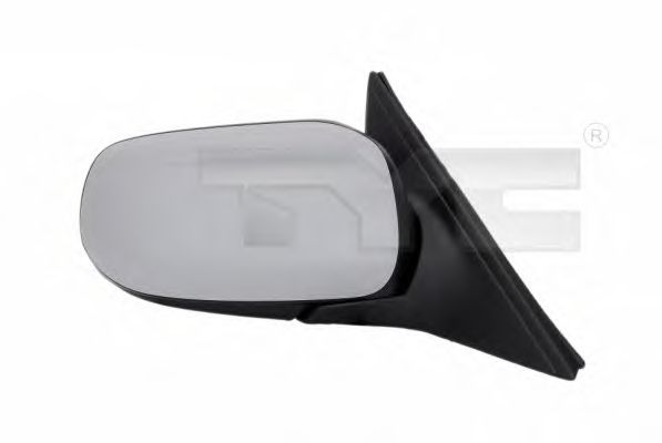 Зеркало заднего вида TYC 320-0010
