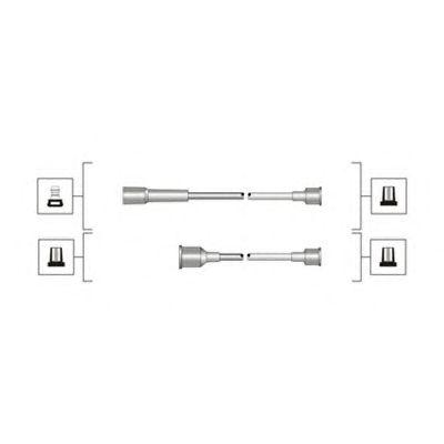 Комплект высоковольтных проводов MAGNETI MARELLI 941319170113