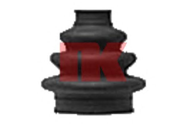 Комплект пыльника ШРУСа NK 521523
