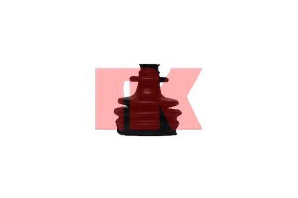 Комплект пыльника ШРУСа NK 521913