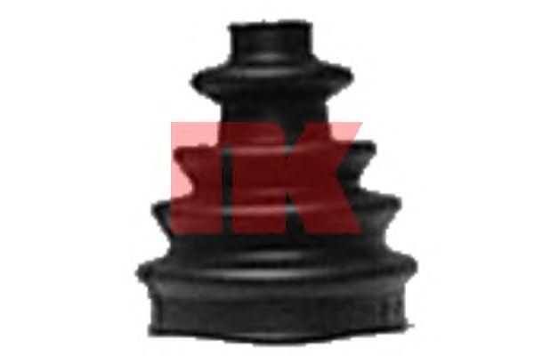 Комплект пыльника ШРУСа NK 522512