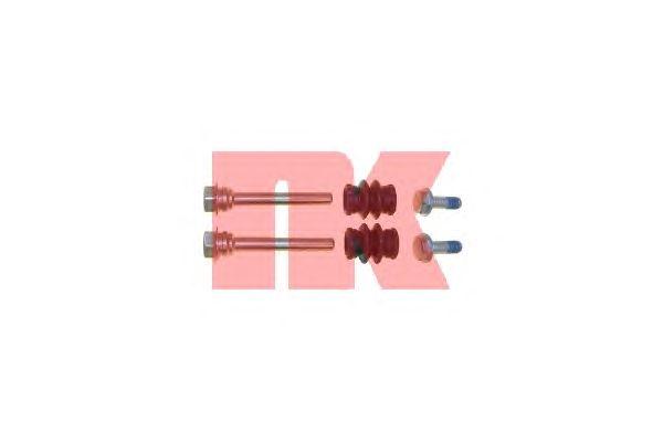 Направляющая гильза, корпус скобы тормоза NK 8947009