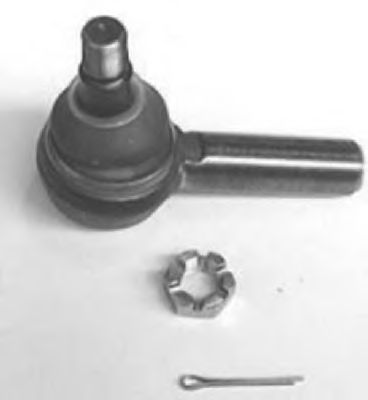 Наконечник рулевой тяги MOOG DB-ES-0822