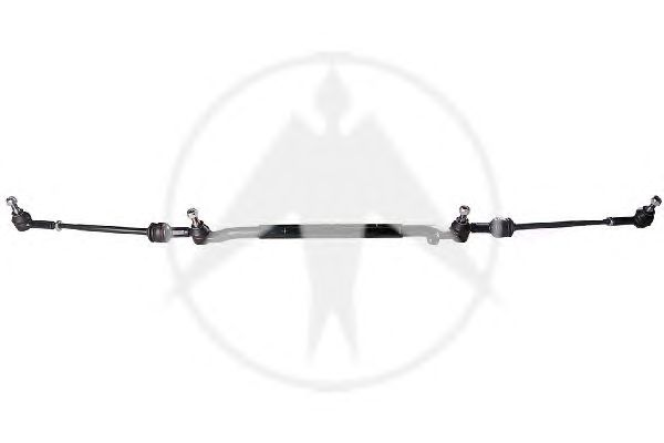 Рулевая тяга SIDEM 49338