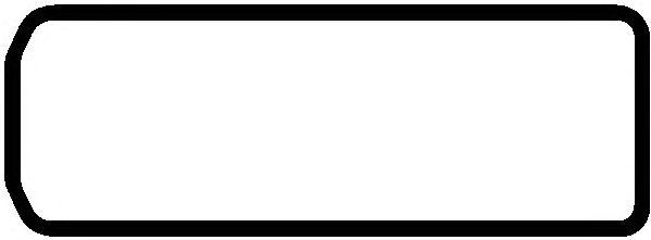 Прокладка клапанной крышки AJUSA 11022900