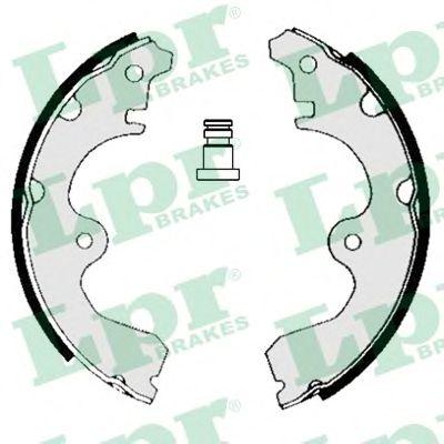 Тормозные колодки LPR 05270