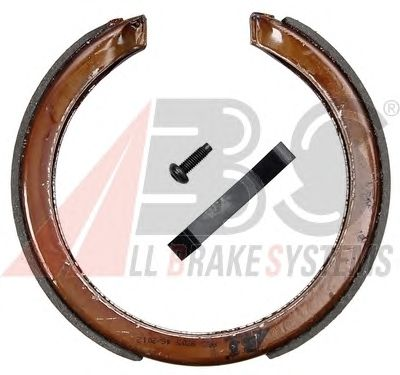 Тормозные колодки ручника A.B.S. 9305