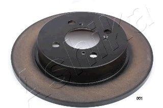 Тормозной диск ASHIKA 61-08-801