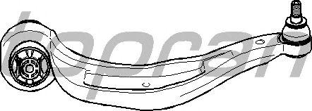 Рычаг подвески TOPRAN 114 370