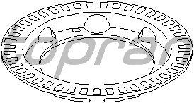 Сигнальный диск АБС TOPRAN 110 845