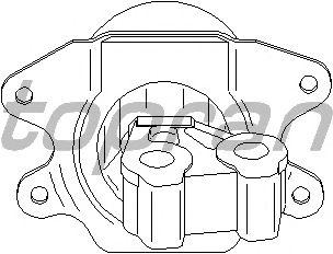 Подушка двигателя TOPRAN 206 158