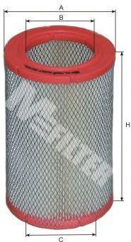 Воздушный фильтр MFILTER A 367