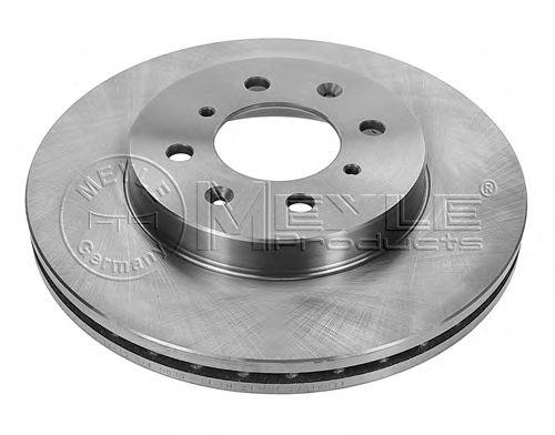 Тормозной диск MEYLE 31-15 521 0035