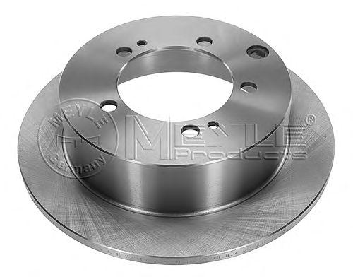Тормозной диск MEYLE 32-15 523 0009
