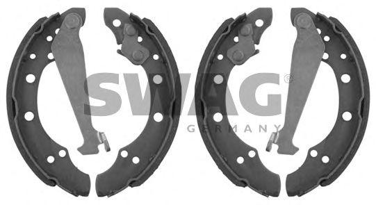 Тормозные колодки SWAG 30 90 7013