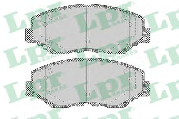 Тормозные колодки LPR 05P1364