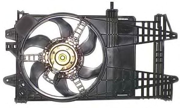 Вентилятор охлаждения NRF 47245