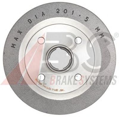 Тормозной барабан A.B.S. 2871-S