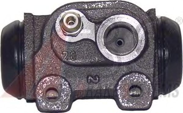 Колесный тормозной цилиндр A.B.S. 52903X