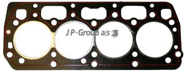 Прокладка головки блока цилиндров (ГБЦ) JP GROUP 1119301500