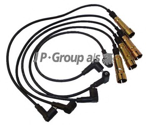 Комплект высоковольтных проводов JP GROUP 1192001810