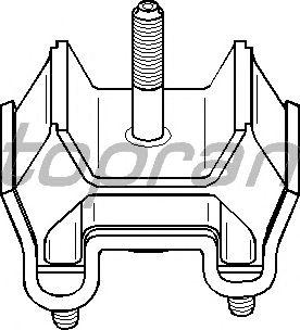 Подушка двигателя TOPRAN 401 688