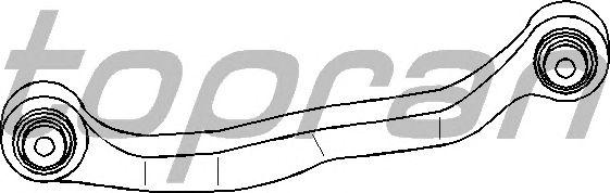 Рычаг подвески TOPRAN 401 078