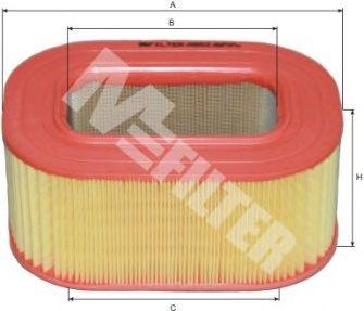 Воздушный фильтр MFILTER A 552