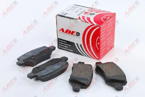 Тормозные колодки ABE C2M029ABE